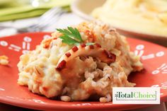 Total Choice Quickie Turkey Bacon Oatmeal: This breakfast puts a twist on a morning staple. Enjoy this recipe on the Total Choice 1200-calorie meal plan.