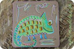 geko Lizards, Draw, Ideas