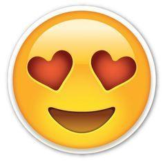 Emoji de enamorado (a)