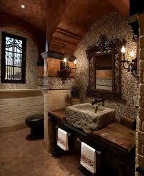 Resultado de imagen para accesorios para baños rusticos