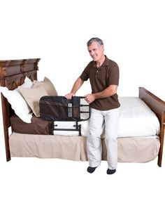 bed adjust rail ez stander