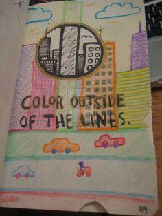 WtJ - Color Outside the Lines by kitchan333.deviantart.com on @deviantART