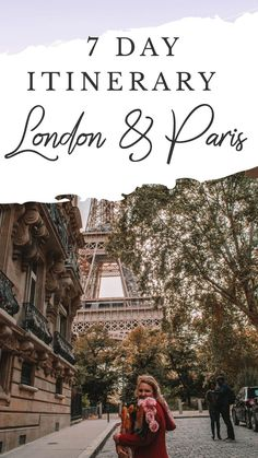 7 days in London and Paris. Plan your perfect trip to London and Paris with this detailed travel itinerary. Europe Travel Guide, France Travel, Travel Guides, Travel Destinations, France Europe, European Destination, European Travel, Paris Itinerary, Thing 1