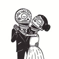Dia de Los muertos :)