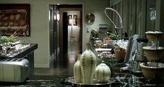 Mr. and Mrs. Smith movie house kitchen 2