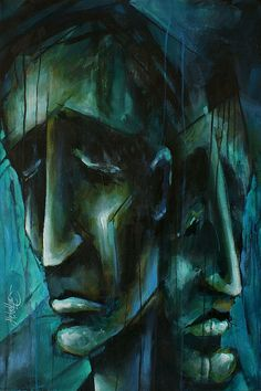 Blue by Michael Lang