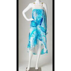 Silk Dress on TROVEA.COM