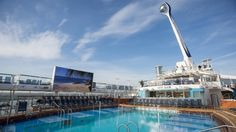 Ovation of the Seas to set New Zealand cruise ship record