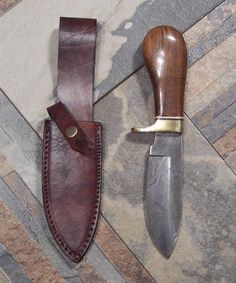 Just Handmade / Custom Knives - Listings View Baraga County Bear Skinner.       #handmade #knives #customknives