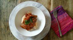 Thai red curry ricetta