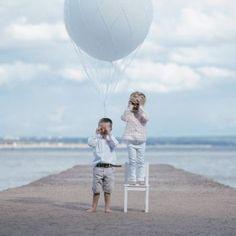 Parachutists by AnnaGrazhdankina