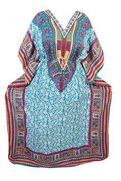 Womens Kaftan Dress Dashiki Tribal Print Beach Cover Up K... https://www.amazon.com/dp/B073XLMGCP/ref=cm_sw_r_pi_dp_U_x_8iaJAbAY56XXV