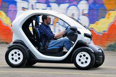 Renault Twizy: carro elétrico de dois lugares é solução ecológica para as grandes cidades