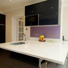 Mr & Mrs Bifield - Welwyn Garden City, Hertfordshire - Rock and Co Granite Ltd Granite Colors, Mr Mrs, Stella, Mirror, Colours, Home Decor, Decoration Home, Room Decor, Mirrors