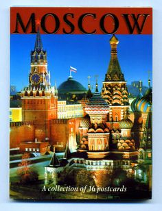~Alina~Moscow ~Tours Of Moscow