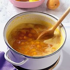 Aprikosenkonfitüre Rezept | Küchengötter