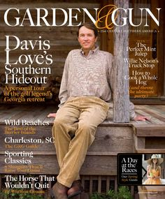 Take a look at all of Garden & Gun's magazine covers from our first issue through today