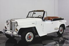 1949 Willys Jeepster Truck....