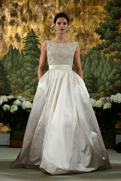 Anne Barge Spring/Summer 2015 Couture Collection - Munaluchi Bridal Magazine