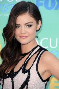 The Beauty Evolution of Lucy Hale | August 2011