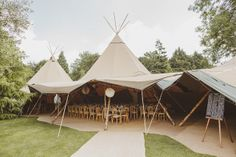Alex and Chris' Beautiful World Tents' tipi wedding, July 2013: rustic, natural, gorgeous. Photography by www.edpeers.com