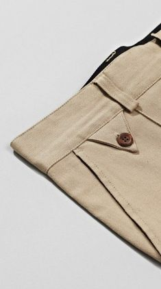 Trousers selected by Evian Resort