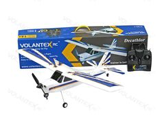 Volantexrc Decathlon EPO TW 765-1 RC plane RTF Opening Promotion 20% OFF Youtube video link https://www.youtube.com/watch?v=Pl71xeqY7x4 1) Easy to fly and assemble. 2) 3-CH is for first-time flight,4-CH have good for sport flight. 4) Super durable EPO material. LANYU MODEL rc plane, rc airplane, rc hobby, rc toy,rc aircraft, rc helicopter,rc model plane,jet Specification:765-1