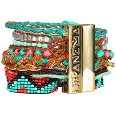 Hipanema Bahia Bracelet - Multicolored by Hipanema