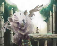 the last guardian fanart - Google Search