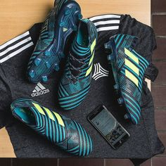 The #nemeziz ocean storm pack Cop or drop? : @martindyg