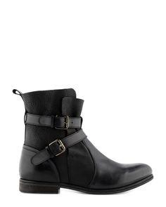 Boots - Lavida - Toutes les chaussures - La Collection chaussures - Taupe - Noir - Bordo