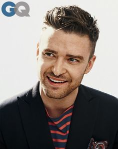 Justin Timberlake by Sebastian Kim for GQ Dec 13
