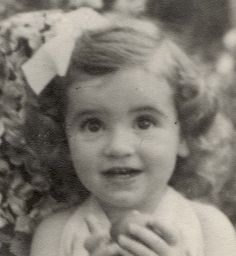 Marta Weisz- From Sarkoz Romania. Marta was sadly murdered in Auschwitz Death Camp on May 31, 1944 at age 2.