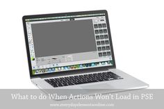 When Actions Will Not Load in PSE http://everydayelementsonline.com/2014/04/when-actions-will-not-load-in-pse/