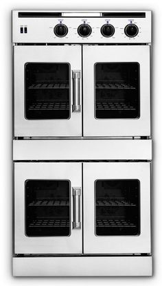"""AROFFE-230 American Range 30"""" Legacy Double French Door Electric Wall Oven - Stainless Steel"""
