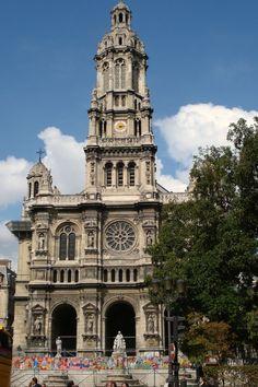Saint Trinite, by theodor 1861-67, Paris, France