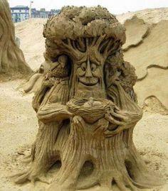 .Sand Art!  :)