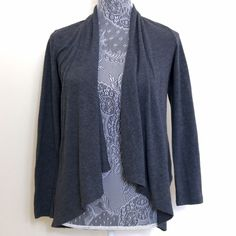 Draped Flowing Cardigan ❤️ In good condition! Offers welcome ❤️ Papaya Sweaters Cardigans