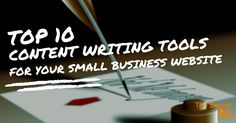 Top 10 Content #Writing Tools for Your #SmallBusiness Website https://blog.thesocialms.com/top-10-content-writing-tools-for-your-small-business-website/?utm_campaign=crowdfire&utm_content=crowdfire&utm_medium=social&utm_source=pinterest
