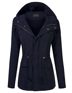 830ab1a391e4 JUST MODEL Women's Fashion Printing Stitching Hoodies Sweater Jacket at  Amazon Women's Coats Shop