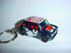 2013-2014 Ford Mustang Keychain Many Colors! Collectible Muscle Car Keychain