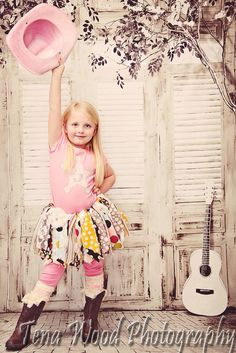 Fabric tutu and matching shirt by seesewandseedlings on Etsy, $80.00