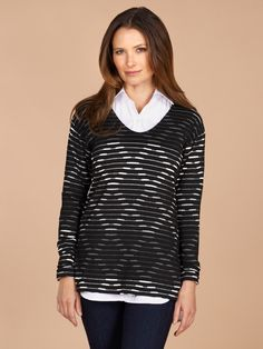 Elliott Lauren Photographic Tees Sweater is on sale now for - 25 % !