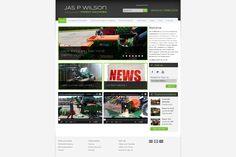 Jas P Wilson Web Design http://www.jaspwilson.co.uk/