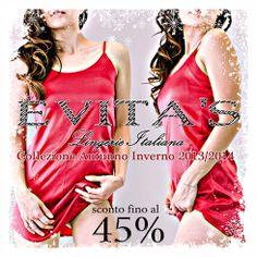 Evita's #Lingerie. Pura eleganza made in Italy www.shelcos.com