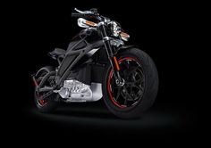 8 | The New Electric Harley Has A Roar Even A Hell's Angel Could Love | Co.Exist | ideas + impact