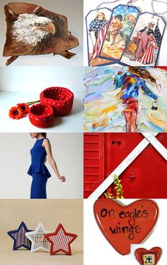 On Eagle's Wings by Jennifer Love on Etsy--Pinned with TreasuryPin.com