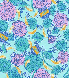 i am buying everything in the Lilly AXiD print as soon as it comes out :)