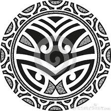 Afbeeldingsresultaat voor polynesian tattoo