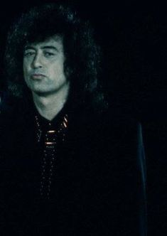 Jimmy Page.. Please Don´t look at me like that!